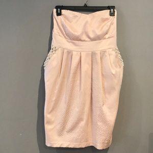 Torrid snakeskin dress with pockets!